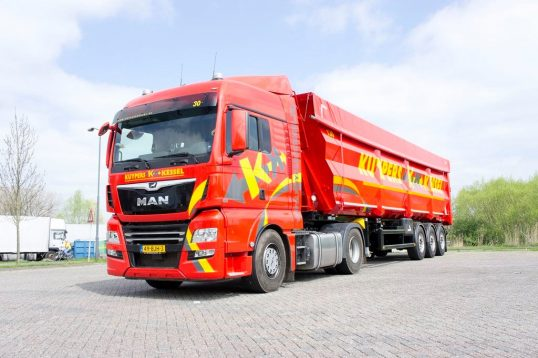 Kuypers Kessel Transport BV, Pays-Bas